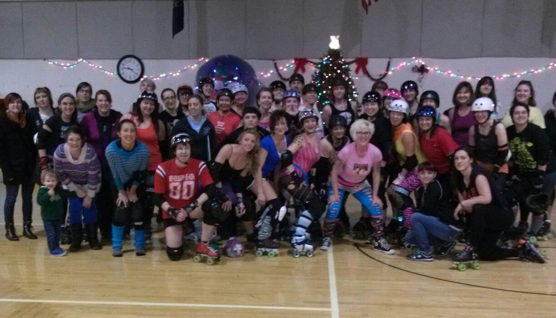 80s Holiday Party with the Dutchland Rollers!