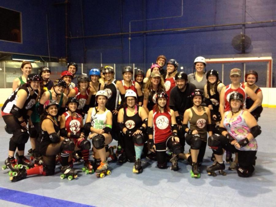 Strong Island Derby Revolution!