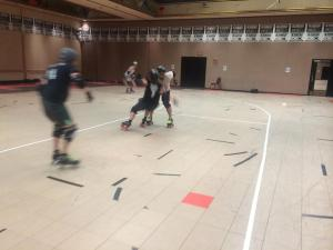 RollerCon has some awesome classes for skaters of all levels.