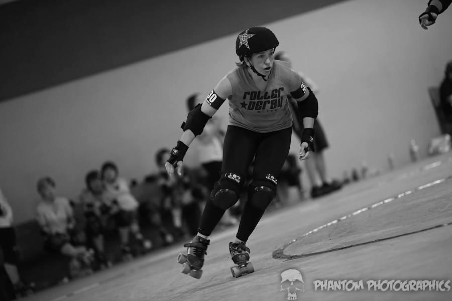 Mashing it up, and jamming through; Photo by Phantom Photographics