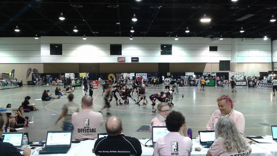 Crutchin' it up: Some advice for the leg-disabled for happy tourneytimes