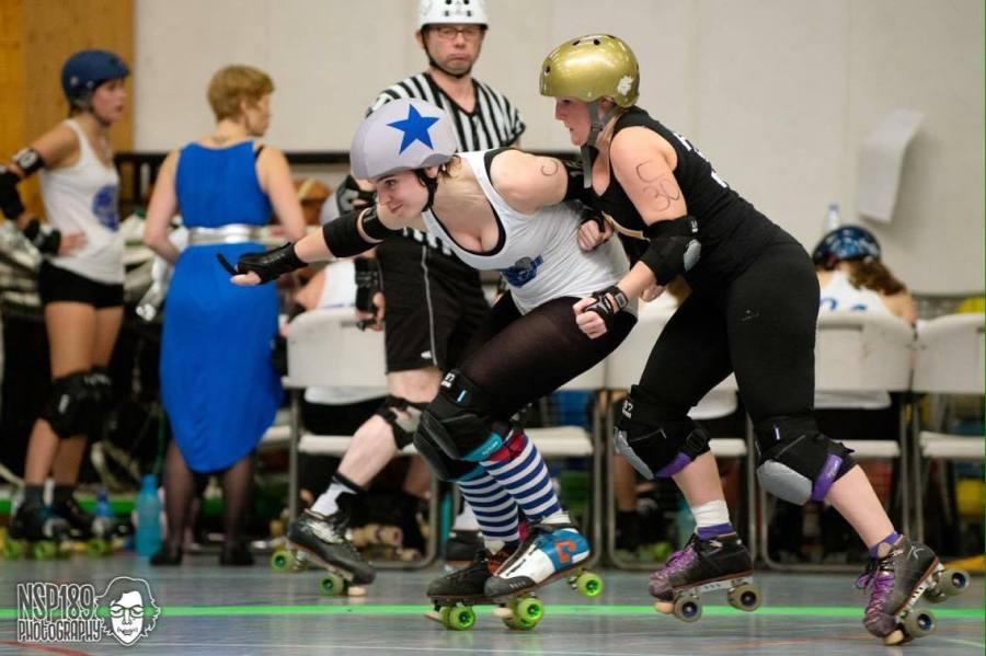 roller derby belgium